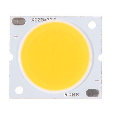 ZDM® 1pc COB 2700-2900 lm Parlak / Ampul Aksesuarı Tam Vücut Silikon / Saf Altın Tel LED LED Çip DIY LED Taşkın Işık Spot için / Duvar Işığı için 30 W