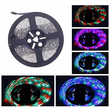 jiawen led şerit ışık dc12v 60 leds / m 3528smd su geçirmez esnek şerit led şerit akvaryum dekorasyon