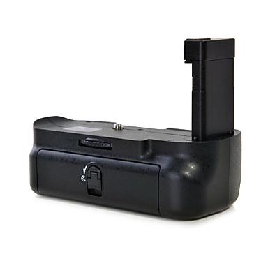 meike® nikon d5200 grip baterie vertical pentru camera d5200 ca en-nikon EL14