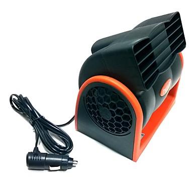 24v 7W fluxul de aer de zgomot redus fan vehicul masina cu evacuare a aerului reglabil unghi