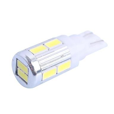 SO.K 1 Parça T10 Ampul 4W SMD 5630 10 Dönüş Sinyali Işığı For Uniwersalny