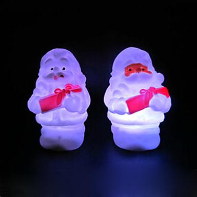 Gece aydınlatması LED Batarya 1 Lamba 6.5*6.5*9.0cm