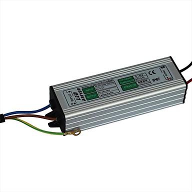 jiawen 30w led güç kaynağı ac 85-265v led sabit akım led sürücü adaptörü trafo (dc 30-36v çıkışı)