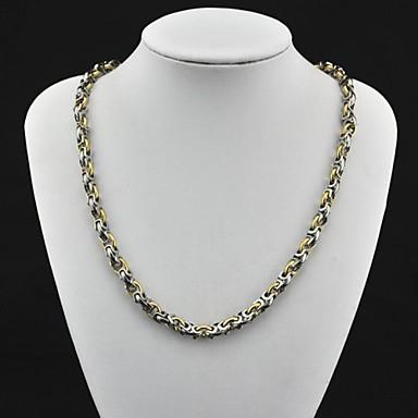 Bijuterii Lănțișoare Petrecere / Zilnic / Casual Teak / Turcoaz Bărbați Auriu / Argint Cadouri de nunta
