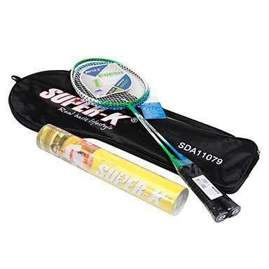 Badminton Raketleri Kelepçeler Yıpranmaz Düşük Rüzgar Yüksek Güç Yüksek Elastikiyet Dayanıklı 1 Parça için