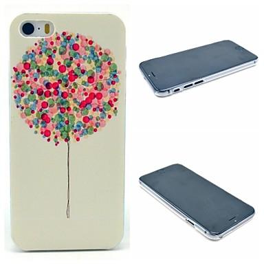 Için iPhone 6 Kılıf / iPhone 6 Plus Kılıf Temalı Pouzdro Arka Kılıf Pouzdro Balon Sert PC iPhone 6s Plus/6 Plus / iPhone 6s/6