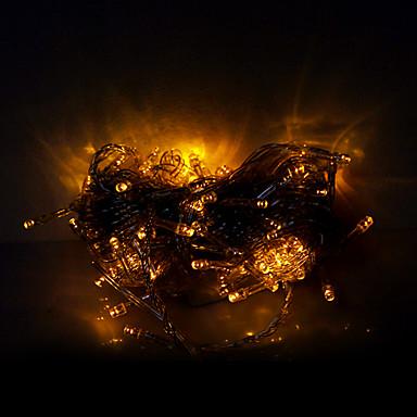 brelong 1 adet 10 m 100led cadılar bayramı dekoratif ışık dize ac220v