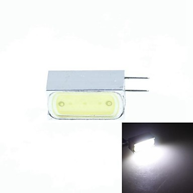 SENCART 90-120 lm G4 LED Φώτα με 2 pin 1 leds COB Θερμό Λευκό Ψυχρό Λευκό AC 12V