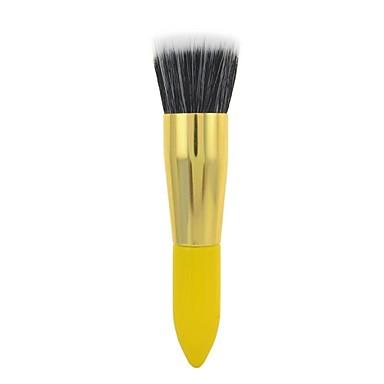 1pcs Make-up kwasten professioneel Foundationkwast Synthetisch haar Beperkt bacterieën Grote kwast