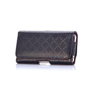 клип универсальный поясной ремень оснастки застежка флип кожаный чехол для Iphone магнитное 6 / 6S Samsung Galaxy S3 / S4 (разных цветов)