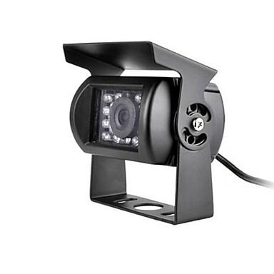 420 tv hatları NTSC / PAL için kamyon otobüs ile 120 ° CMOS su geçirmez gece görüş araba arka görüş kamerası renepai®