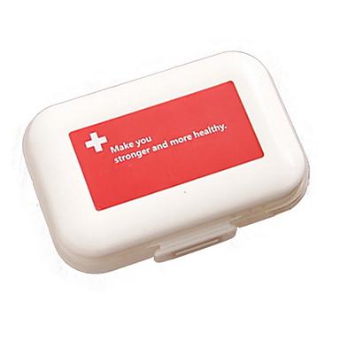 voordelige Medische & Persoonlijke Verzorging-mini plastic pillendoos (1 pc)