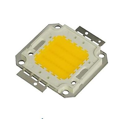 billige LED-tilbehør-zdm 1pc diy 30w 2800-3500lm varm hvid 3000-3500k lys integreret ledemodul (dc33-35v 0.8a) gadelampe til projektion af lys guld tråd svejsning af kobber beslag