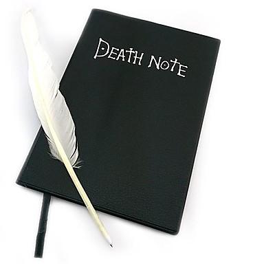 Mehre Accessoires Inspiriert von Death Note Cosplay Anime Cosplay Accessoires Mehre Accessoires PU-Leder / Papier Herrn / Damen heiß Halloween Kostüme