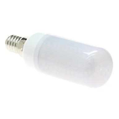 500 lm E14 LED 콘 조명 T 84 LED가 SMD 2835 차가운 화이트 AC 85-265V