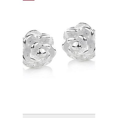 Σκουλαρίκια Κουπί - από Ασημί - για Γυναικεία