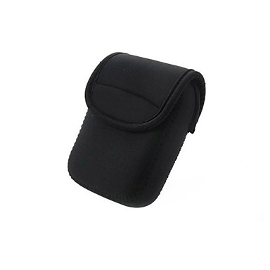 neopren pajiatu® aparat de fotografiat moale caz pungă de protecție sac pentru canon hs PowerShot SX700 / CASIO zr1500 / Sony RX100 m2 m3