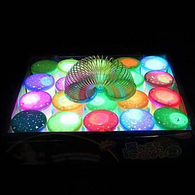 Lumină de noapte Baterie Teracotă 1 Lumină Baterii Incluse 6.0*6.0*6.0cm