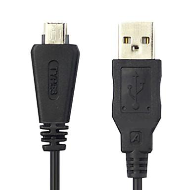cablu aparat de fotografiat pentru Sony DSC-TX66 TX100 TX10 tx20 TX55 wx7 wx9 [100cm]