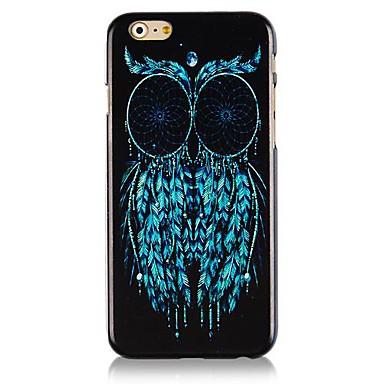 Pentru Carcasă iPhone 6 Carcasă iPhone 6 Plus Carcase Huse Model Carcasă Spate Maska Bufniță Greu PC pentruiPhone 6s Plus iPhone 6 Plus