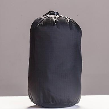 12 L Αδιάβροχη τσάντα Ξηρός - Αδιάβροχη, Αδιάβροχο, Υδατοστεγανό Εξωτερική Κολύμβηση, Κατασκήνωση & Πεζοπορία, Αναρρίχηση Νάιλον, Αδιάβροχο υλικό Μαύρο