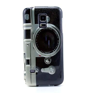 Para Samsung Galaxy Capinhas Estampada Capinha Capa Traseira Capinha Desenho TPU Samsung S5 Mini