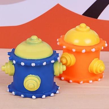 Kau-Spielzeug / Quietsch- Spielzeuge Cartoon Design / quietschen Gummi Für Hundespielzeug