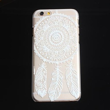 Folk Style  Painting  Hard Back Cover Case for iPhone 6 Plus