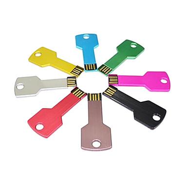 16GB USB-Stick USB-Festplatte USB 2.0 Kunststoff Kompakte Größe Kappenlos