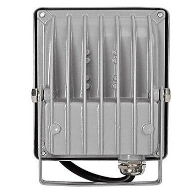10W 450-700lm LED Προβολείς 1 LED χάντρες LED Υψηλης Ισχύος Τηλεχειριζόμενο RGB 85-265V
