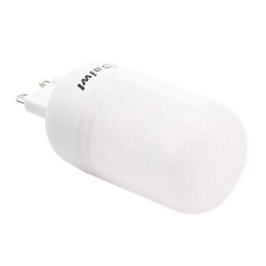 210 lm G9 LED-maïslampen T 9 leds SMD 5730 Warm wit AC 220-240V