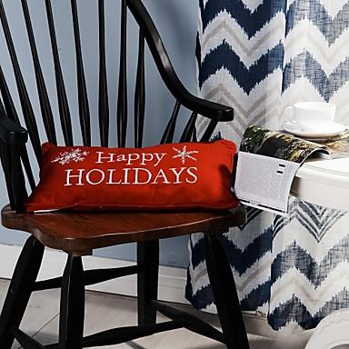 belo tecido de veludo pillow10x19inch decorativo (25x48cm)