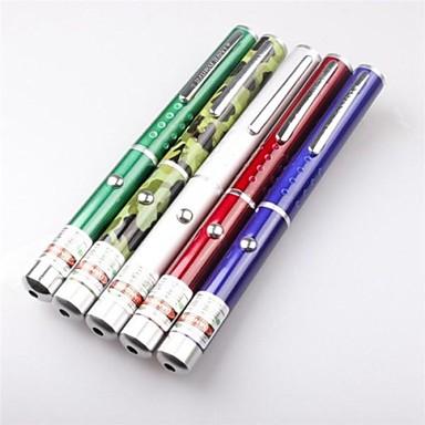 Kalem Şekli Lazer işaretleyici 532nm Aluminum Alloy