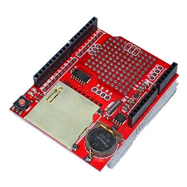 keyes xd-204 data logging schild module voor Arduino - rood