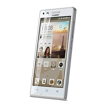 (3 stuks) high definition screen protector voor Huawei g6