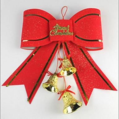 Tatil Süslemeleri Santa Saç Süsleri Parti / Yenilikçi / Noel 1set