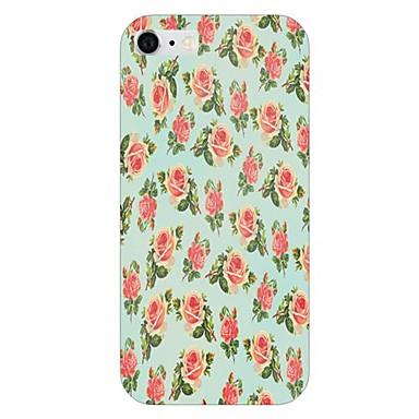 Pentru Carcasă iPhone 6 Carcasă iPhone 6 Plus Carcase Huse Model Carcasă Spate Maska Floare Greu PC pentruiPhone 6s Plus iPhone 6 Plus
