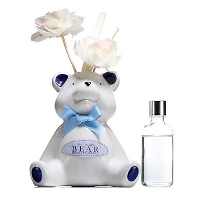 50ml azul urso rosa set óleo essencial casa
