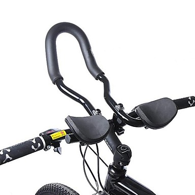 liga de alumínio triatlo aero ciclismo suspensão resto guiador descanso guidão biking® ciclismo oeste mtb
