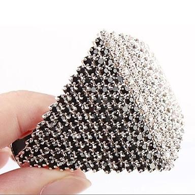 Moda 1 buc sticlă de popular elegant diamant ac de păr