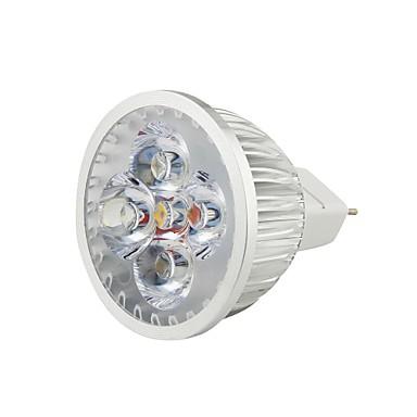 3500 lm GX5.3 Spoturi LED 5 led-uri Decorativ Alb Cald DC 12V
