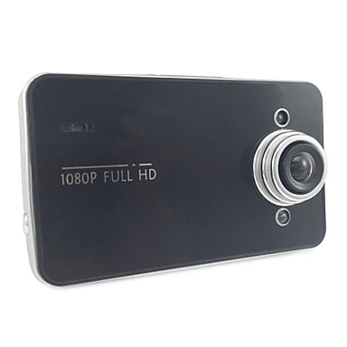 k6000 1080p / Full HD 1920 x 1080 Hareket Algılama / Video Out / 1080p Araba DVR'si 120 Derece Geniş açı 5.0 MP CMOS 2.4 inç LCD Dash Cam