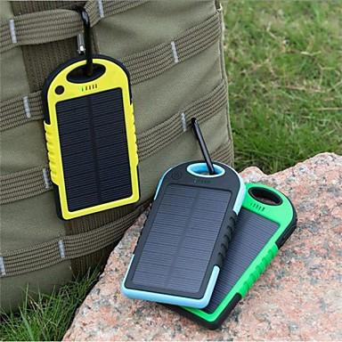 Für Externe Batterie der Energie-Bank 5V Für # Für Akku-Ladegerät Wasserdicht / Taschenlampe / Multi – Ausgabe LED