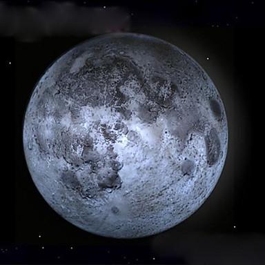 helende maanlicht led wall moon lamp met afstandsbediening van hoge kwaliteit