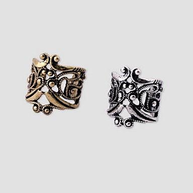 Κοίλο Χειροπέδες Ear - Επιχρυσωμένο Ασημί / Μπρονζέ Για Γάμου / Πάρτι / Καθημερινά