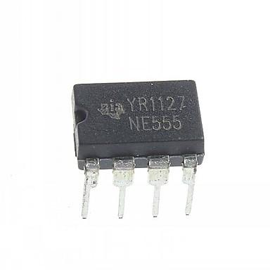 NE555 dip-8 circuitos integrados ic (10pcs)