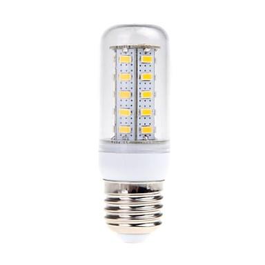 400 lm E26/E27 LED Mısır Işıklar T 36 led SMD 5730 Sıcak Beyaz AC 220-240V