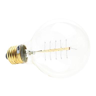 200-260 lm E26/E27 LED Küre Ampuller 1 led Sıcak Beyaz AC 220-240V