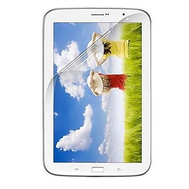Ekran Koruyucu için Samsung Galaxy PET Ön Ekran Koruyucu Yüksek Tanımlama (HD)
