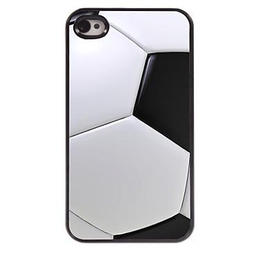 voor hoes hoes achterkant harde hoes voor iphone 4s / 4 iphone hoesjes